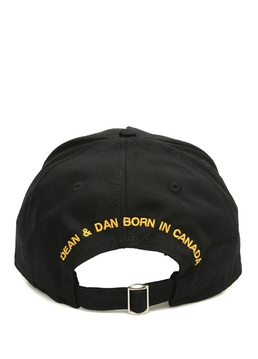 Canadian Heritage Piercing Siyah Erkek Şapka