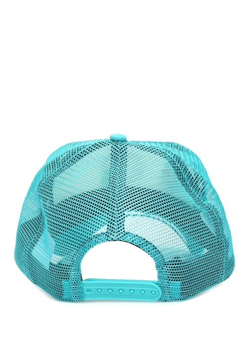 Flomarco Mavi Kadın Şapka