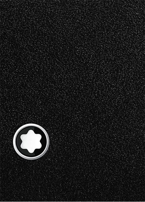 Meisterstück Siyah Deri Kartlık