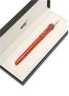 Heritage Turuncu Yılan Detaylı Unisex Kalem