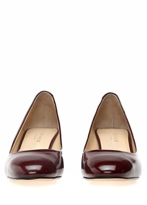 Bordo Rugan Ayakkabı