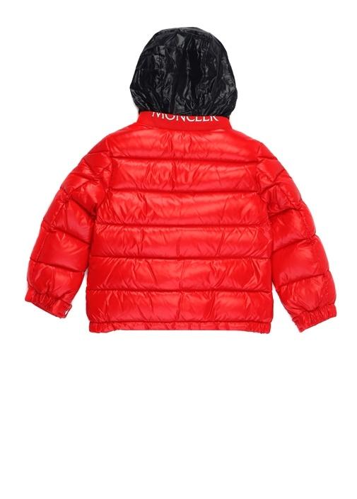 Rodez Kırmızı Garni Detaylı Erkek ÇocukPuff Mont