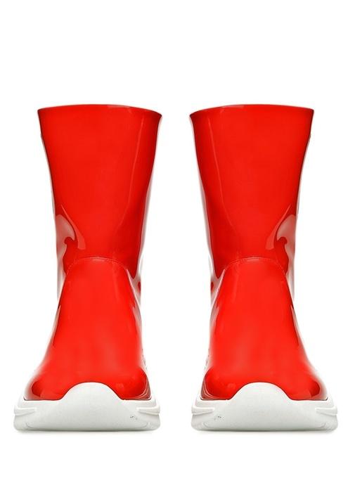 Kırmızı Logolu Termal Özellikli Kadın Bot