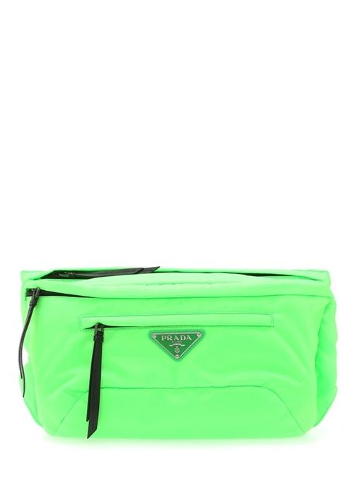 Neon Yeşil Kadın Bel Çantası