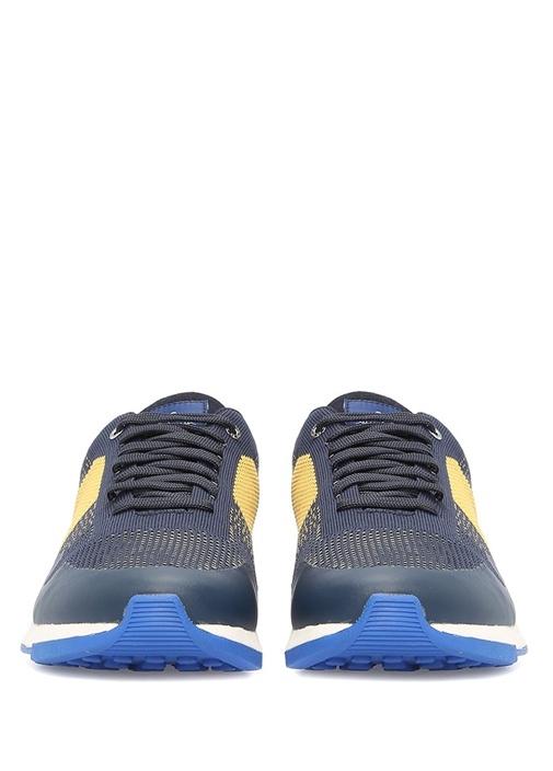 Rappid File Dokulu Reflektörlü Erkek Sneaker