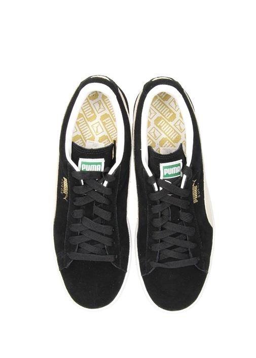 Suede Classic Siyah Kadın Sneaker