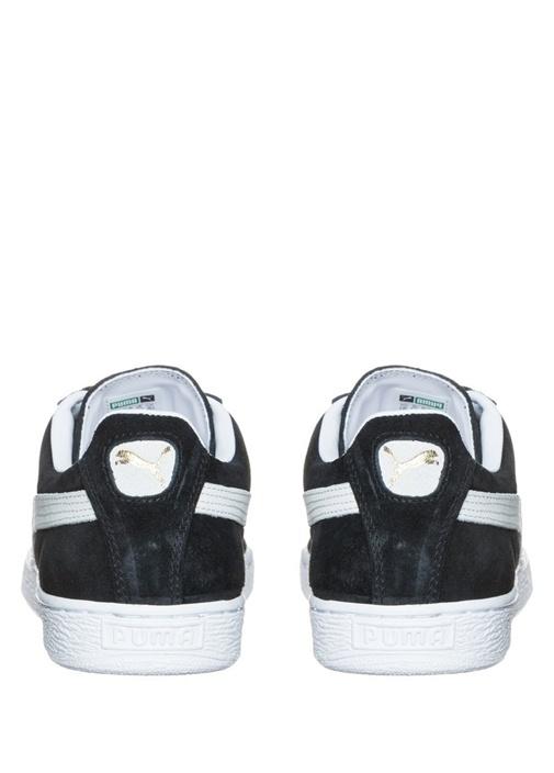Suede Classic Siyah Erkek Süet Sneaker