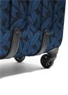 Tranzshell S Leaves Mavi Kabin Boy Erkek Bavul