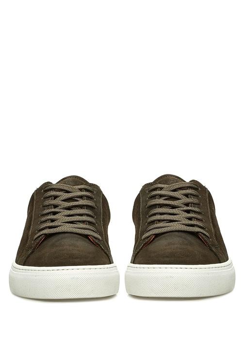 Type Haki Erkek Süet Sneaker
