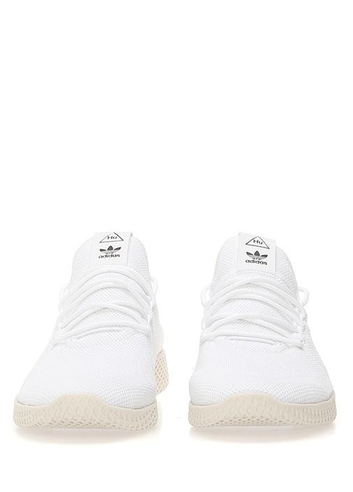 Pharrell Williams Tennis HU Beyaz Erkek Sneaker