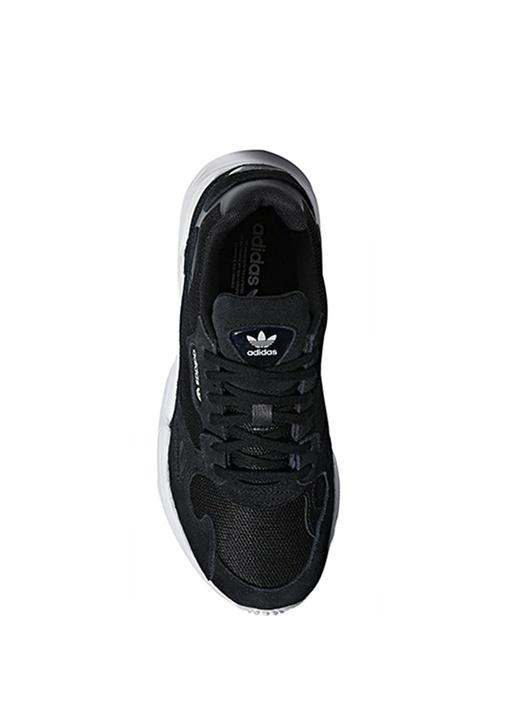 Falcon Siyah Beyaz Kadın Sneaker