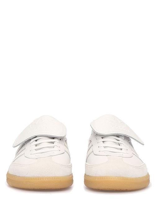 Samba Recon Beyaz Kadın Deri Sneaker