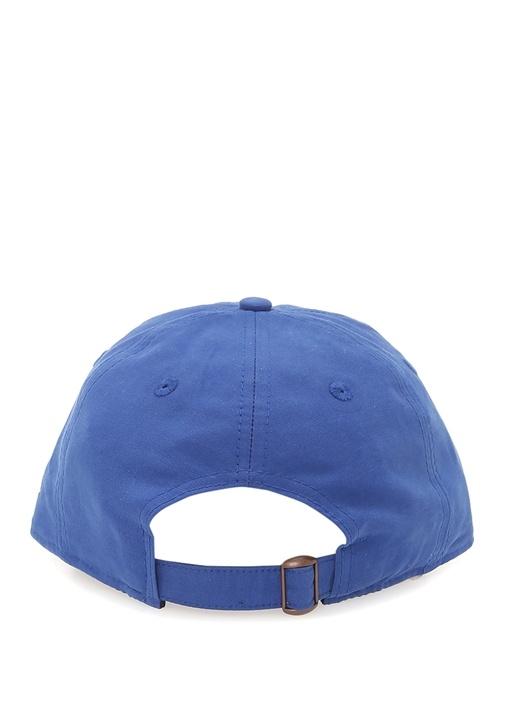 Lacivert Beyaz Logolu Kadın Şapka