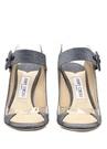 Hutch Mavi Parıltılı Gece Ayakkabısı