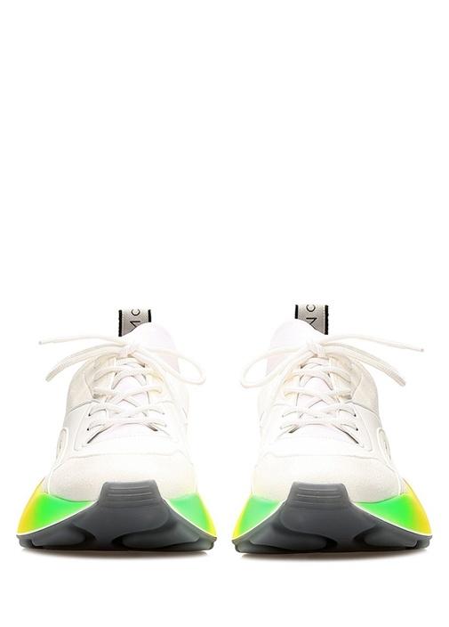 Eclypse Beyaz Renk Detaylı Kadın Sneaker