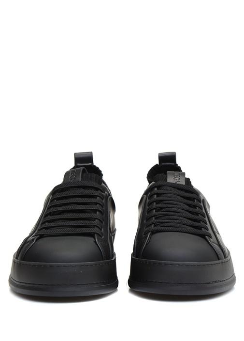 Lacivert Technomerino Özellikli Erkek Sneaker