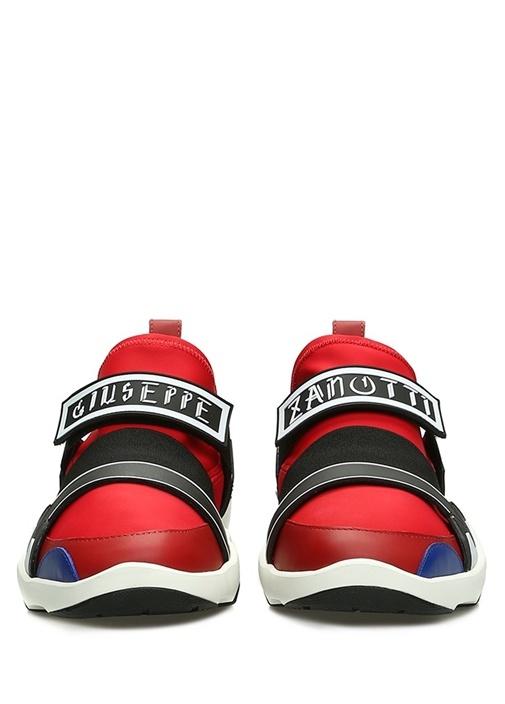 Jump R18 Kırmızı Logolu Erkek Sneaker