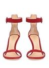 Portofino 85 Bordo Kadın Süet Sandalet