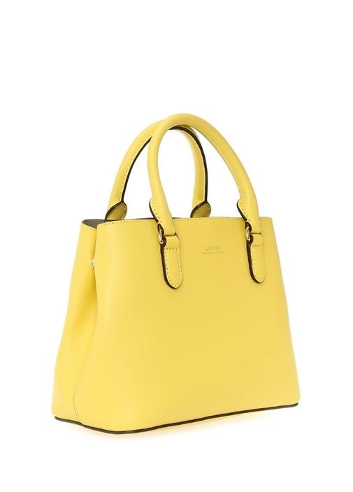 Dryden Sarı Kadın Omuz Çantası