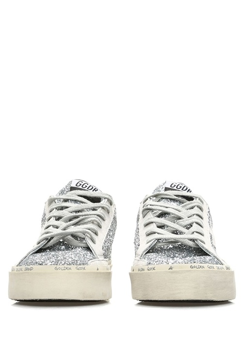 Hi Star Silver Sim Dokulu Kadın Sneaker