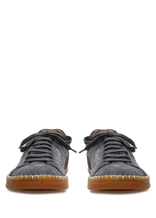 Kermesse Mavi Erkek Nubuk Sneaker