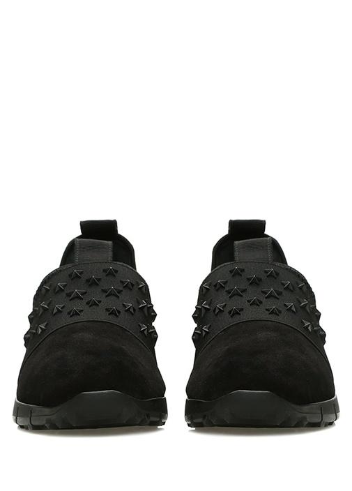 Oakland Siyah Yıldız Troklu Erkek Sneaker