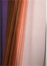 Colorblocked Çizgili Kadın Şal