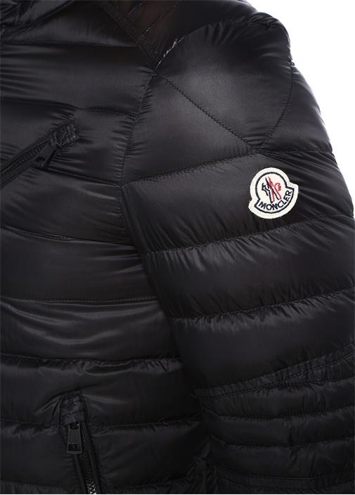 Royat Siyah Logolu Puff Mont