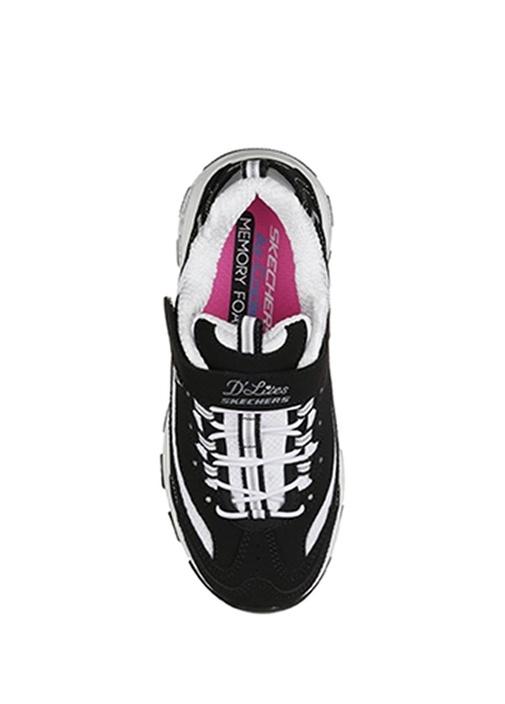 DLites Crowd Appeal Siyah Kız Çocuk Sneaker