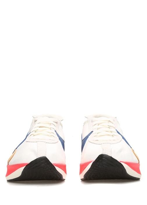 Moon Racer Gri Neon Pembe Detaylı ErkekSneaker