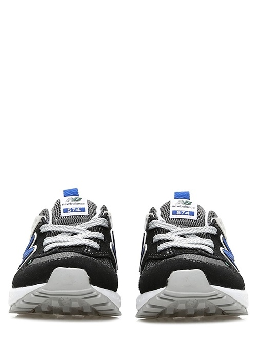 574 Pre School Gri Unisex Çocuk Süet Sneaker