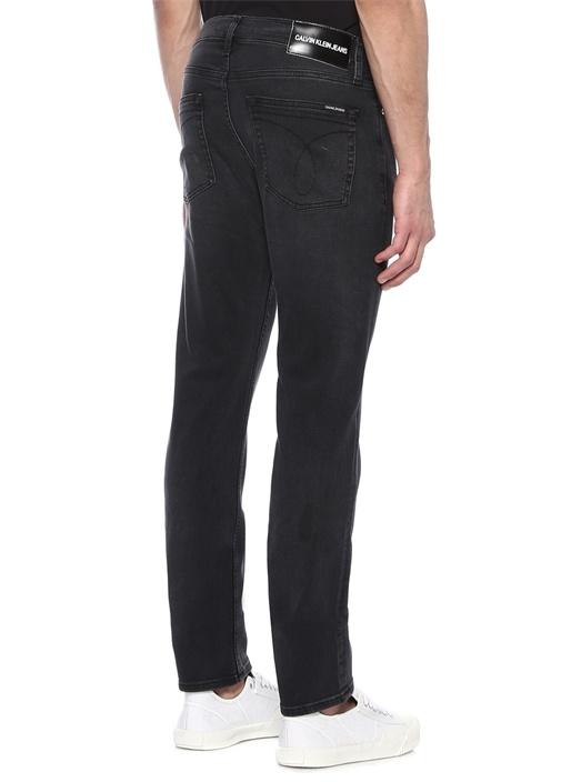 Slim Fit Modern Classic Antrasit Jean Pantolon