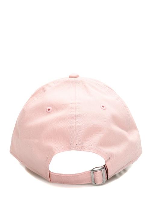 9 Forty Pembe Logolu Kadın Şapka