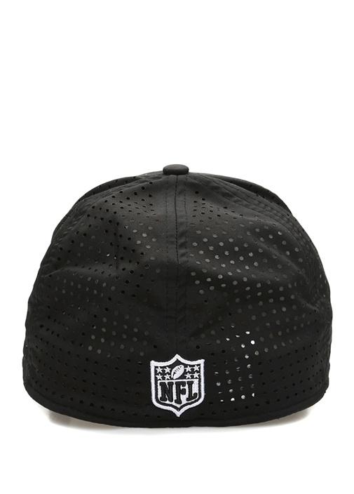 39 Thirty Siyah Patchli Erkek Şapka