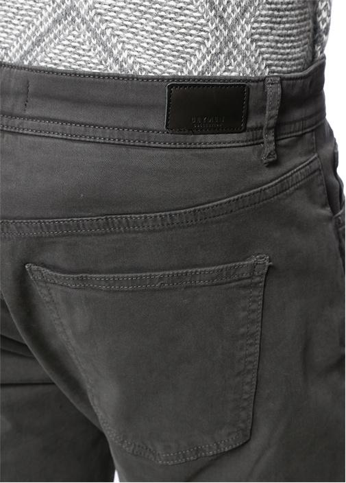 Füme Normal Bel Boru Paça Spor Pantolon