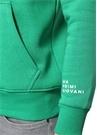 The Wolf of Wall Street Yeşil KapüşonluSweatshirt