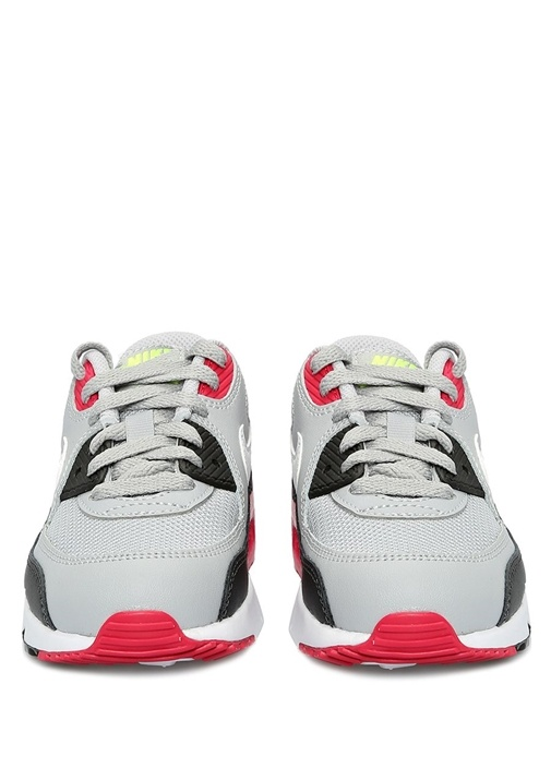 Air Max 90 Gri Pembe Unisex Çocuk Sneaker