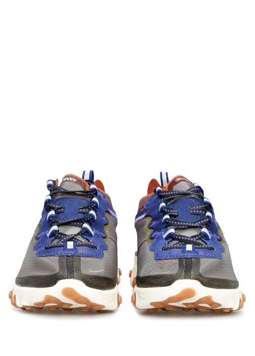 React Element 87 Logolu Kadın Sneaker