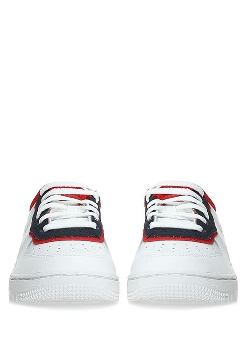 Air Force 1 07 Lv8 Siyah Beyaz Bebek Sneaker