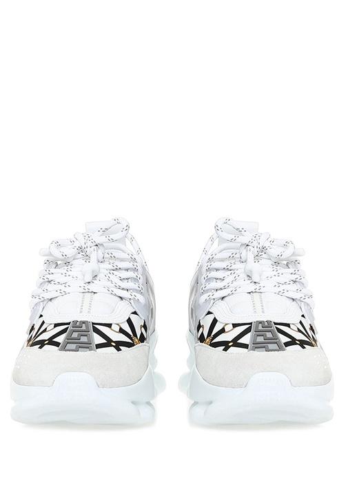 Chain Reaction Beyaz Kadın Sneaker