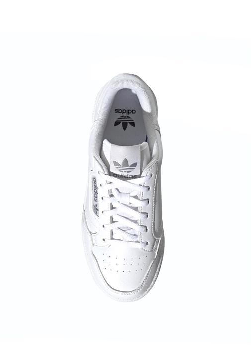 Continental 80 Beyaz Unisex Çocuk Deri Sneaker