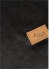 Antrasit Logo Patchli Yumuşak Dokulu Battaniye