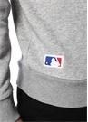 Team Logo Gri Melanj Baskılı Sweatshirt