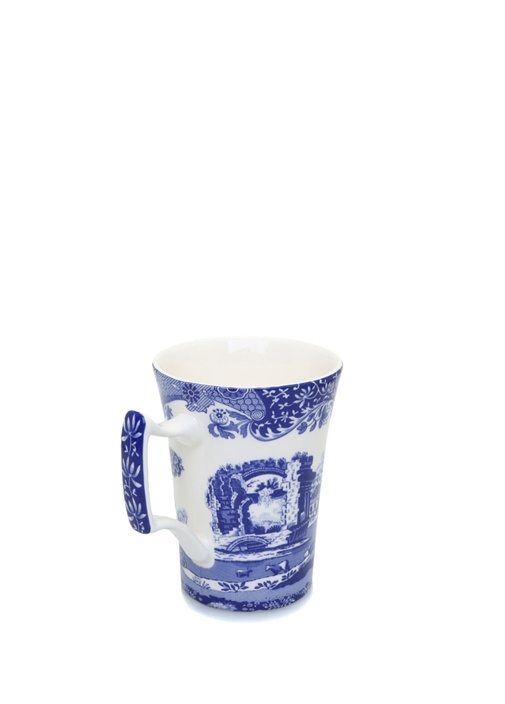 Blue Italian Porselen Mug