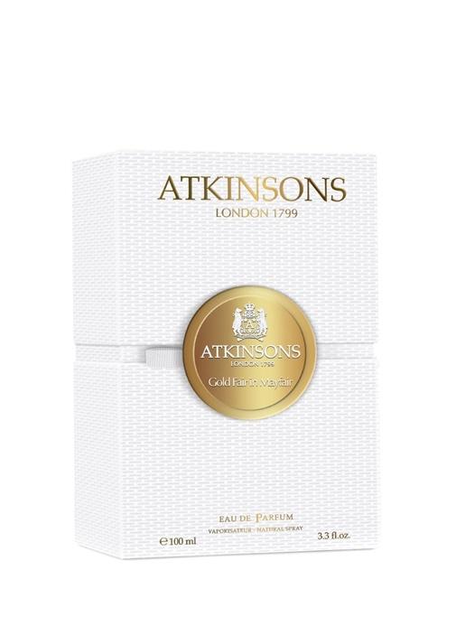 Atkinsons Gold Fair In Mayfair 100ml Unisex Parfüm