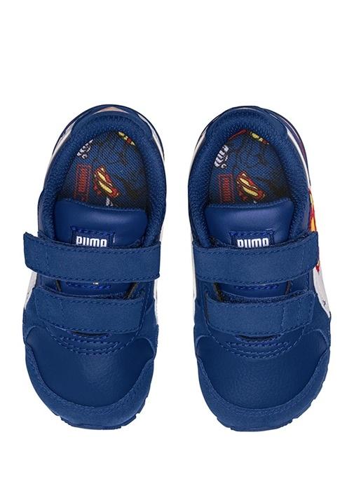 Justice League Runner Lacivert Erkek Çocuk Sneaker