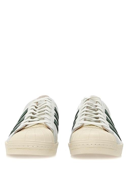 Superstar 80s Recon Yeşil Beyaz Erkek Sneaker