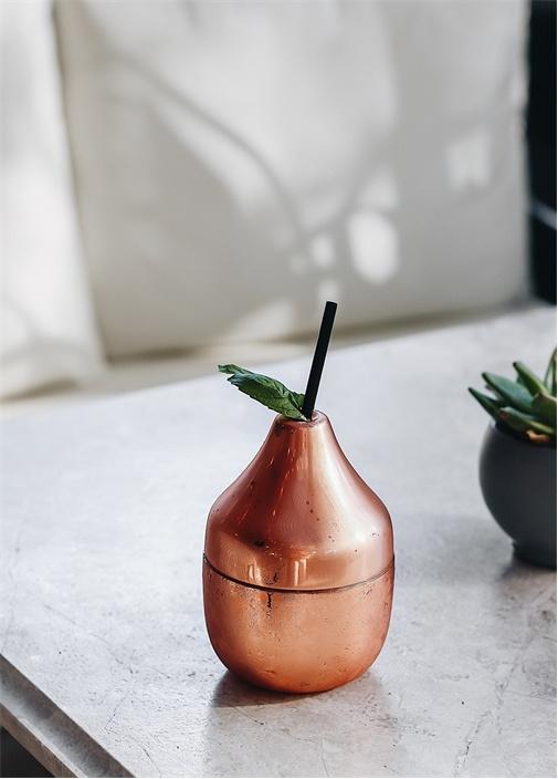 Armut Formlu Kokteyl Bardağı