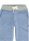 Mavi Logolu Erkek Çocuk Jogger Eşofman