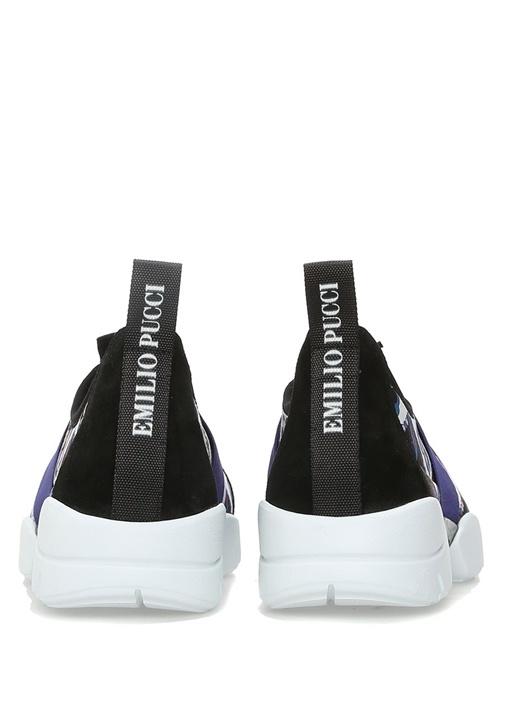 Iconiche Siyah Kadın Sneaker